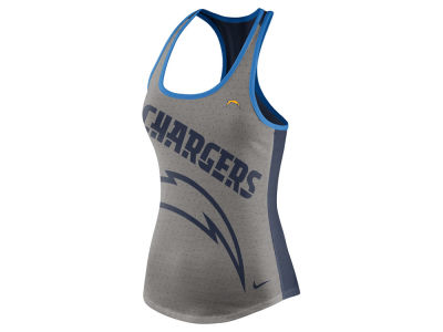 Los Angeles Chargers Nike NFL Womens Touchdown Tank