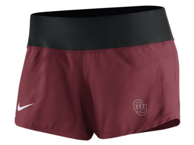 Oklahoma Sooners Nike NCAA Women's Gear Up Crew Shorts