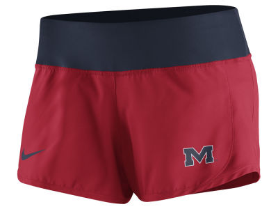 Ole Miss Rebels Nike NCAA Women's Gear Up Crew Shorts