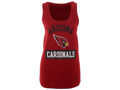 Arizona Cardinals Nike NFL Women's Mesh Tank