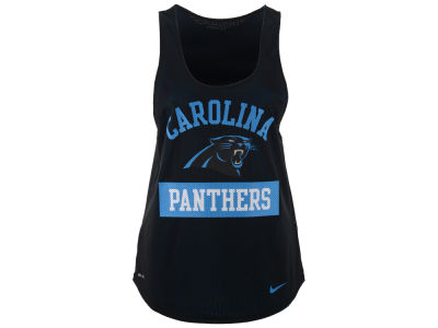 Carolina Panthers Nike NFL Women's Mesh Tank
