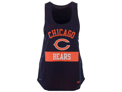 Chicago Bears Nike NFL Women's Mesh Tank