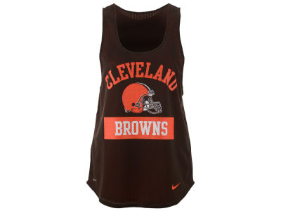 Cleveland Browns Nike NFL Women's Mesh Tank