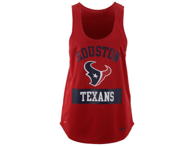 Houston Texans Nike NFL Women's Mesh Tank