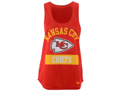 Kansas City Chiefs Nike NFL Women's Mesh Tank