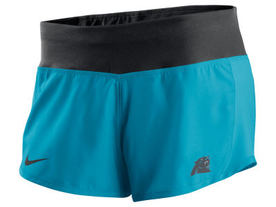 Carolina Panthers Nike NFL Womens Crew Shorts