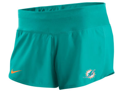 Miami Dolphins Nike NFL Womens Crew Shorts