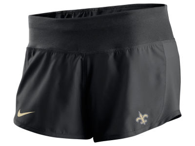 New Orleans Saints Nike NFL Womens Crew Shorts