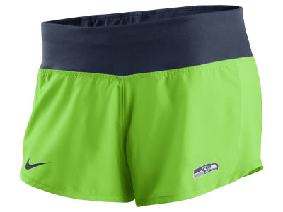 Seattle Seahawks Nike NFL Womens Crew Shorts