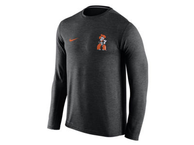 Oklahoma State Cowboys Nike NCAA Men's Dri-Fit Touch Long Sleeve T-Shirt