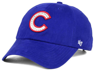 Chicago Cubs '47 MLB Gemstone CLEAN UP Cap