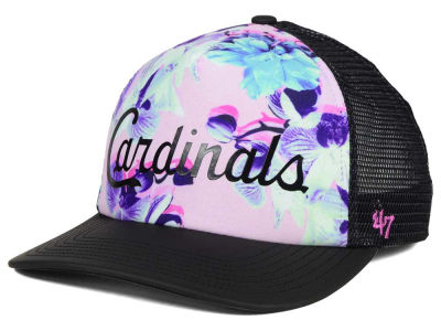 St. Louis Cardinals '47 MLB X-Ray Floral 47 Captain Cap