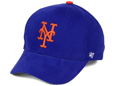 New York Mets '47 MLB Kids Basic '47 MVP Cap