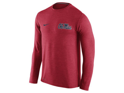 Ole Miss Rebels Nike NCAA Men's Dri-Fit Touch Long Sleeve T-Shirt