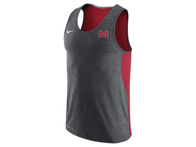 Ole Miss Rebels Nike NCAA Men's Dri-Fit Touch Tank