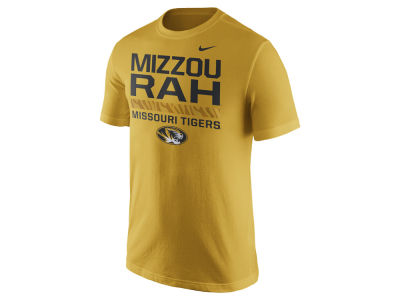 Missouri Tigers Nike NCAA Men's Cotton Local Verbiage T-Shirt