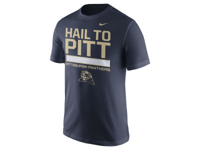 Pittsburgh Panthers Nike NCAA Men's Cotton Local Verbiage T-Shirt