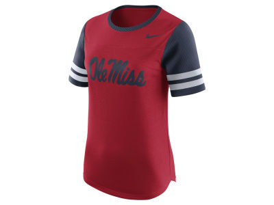 Ole Miss Rebels Nike NCAA Women's Gear Up Modern Fan T-Shirt