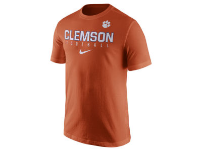 Clemson Tigers Nike NCAA Mens Cotton Practice T-Shirt