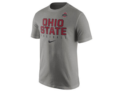 Nike NCAA Men's Cotton Practice T-Shirt