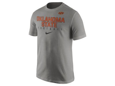 Oklahoma State Cowboys Nike NCAA Mens Cotton Practice T-Shirt