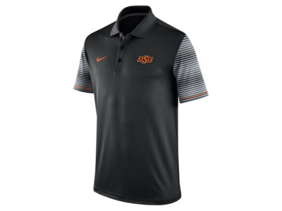 Oklahoma State Cowboys Nike NCAA Men's Early Season Coach Polo Shirt
