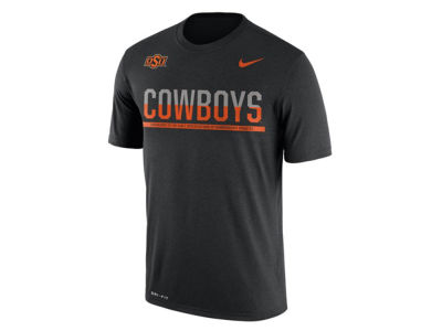 Oklahoma State Cowboys Nike NCAA Mens Legend Staff Sideline T-Shirt