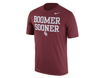 Oklahoma Sooners Nike NCAA Men's Legend Authentic Local T-Shirt