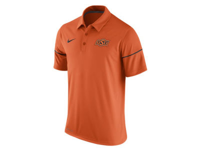 Oklahoma State Cowboys Nike NCAA Men's Team Issue Polo Shirt