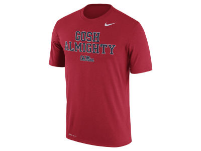 Ole Miss Rebels Nike NCAA Men's Legend Authentic Local T-Shirt
