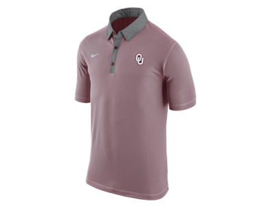 Oklahoma Sooners Nike NCAA Men's Stadium Performance Polo Shirt