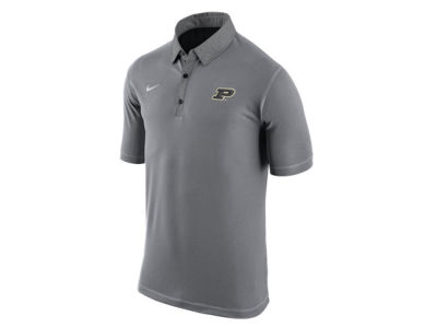 Purdue Boilermakers Nike NCAA Men's Stadium Performance Polo Shirt