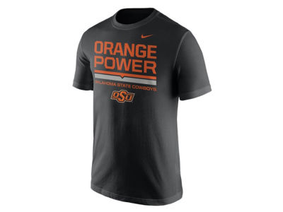 Oklahoma State Cowboys Nike NCAA Men's Cotton Local Verbiage T-Shirt