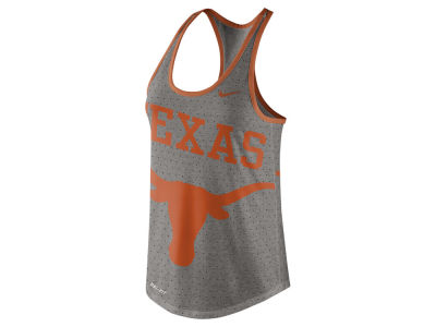 Texas Longhorns Nike NCAA Women's Dri-Blend Gear Up Tank