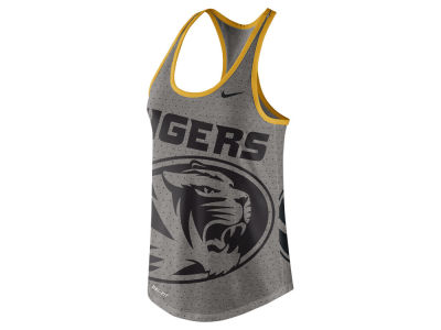 Missouri Tigers Nike NCAA Women's Dri-Blend Gear Up Tank