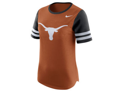 Texas Longhorns Nike NCAA Women's Gear Up Modern Fan T-Shirt