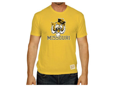 Missouri Tigers Retro Brand NCAA Vintage Super Soft T-Shirt