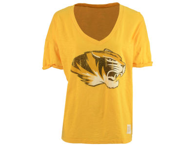 Missouri Tigers NCAA Slub Long Sleeve T-Shirt