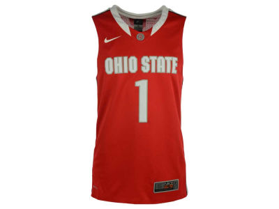Ohio State Buckeyes Nike NCAA Authentic Basketball Jersey