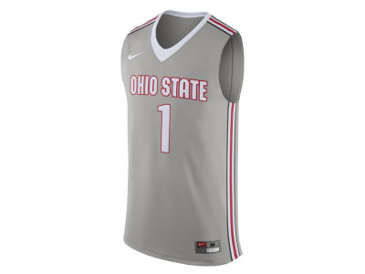 Ohio State Buckeyes Nike NCAA Mens Replica Basketball Jersey