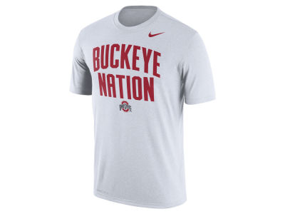 Ohio State Buckeyes Nike NCAA Men's Legend Authentic Local T-Shirt
