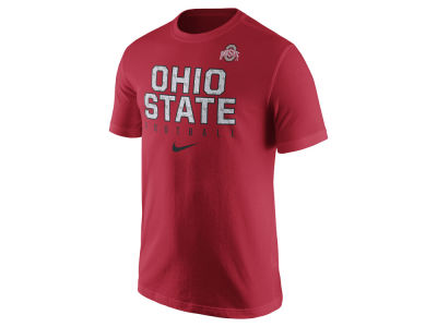Ohio State Buckeyes Nike NCAA Mens Cotton Practice T-Shirt