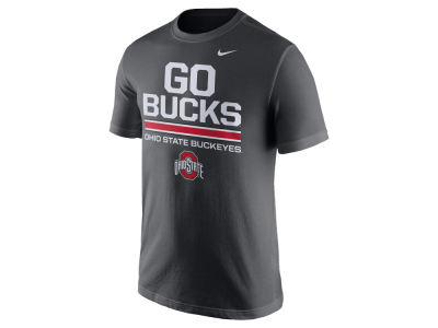 Ohio State Buckeyes Nike NCAA Men's Cotton Local Verbiage T-Shirt