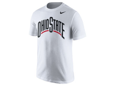 Ohio State Buckeyes Nike NCAA Men's Cotton Wordmark T-Shirt