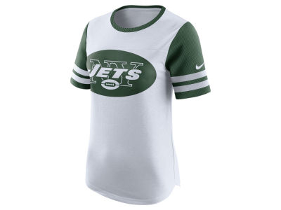 New York Jets Nike NFL Womens Gear Up Fan Top T-Shirt