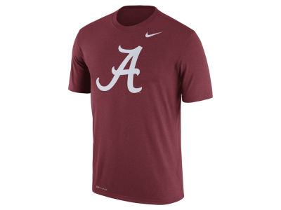 Alabama Crimson Tide Nike NCAA Men's Legend Logo T-Shirt