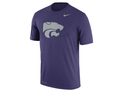 Kansas State Wildcats Nike NCAA Men's Legend Logo T-Shirt