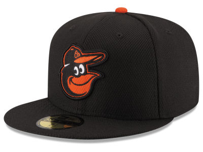 Baltimore Orioles New Era MLB 2016 Diamond Era 59FIFTY Training Cap