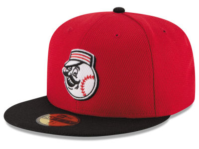 Cincinnati Reds New Era MLB 2016 Diamond Era 59FIFTY Training Cap