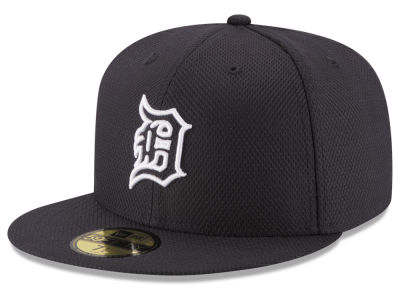 Detroit Tigers New Era MLB 2016 Diamond Era 59FIFTY Training Cap